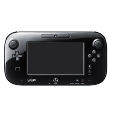 New Nintendo Wii U Black Replacement Wireless GamePad OEM Official Controller