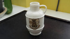 1887 -91  GOSS CRESTED  CHINA  JUG  CRESTED WARWICKSHIRE MODEL OF A 1602 JUG