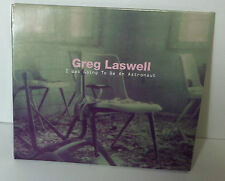 I Was Going to Be an Astronaut Digipak  by Greg Laswell CD New Factory Sealed
