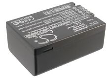 Li-ion Battery for Panasonic Lumix DMC-FZ40K Lumix DMC-FZ100 Lumix DMC-FZ100K