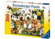 Ravensburger - Happy Animal Babies Puzzle 300 pieces * NEW jigsaw cat dog rabbit