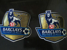 PREMIER LEAGUE 2010-2011 CHAMPIONS FOOTBALL SHIRT BRACCIO Patch ID Sportivo Uomo Utd