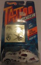 """""""NEW"""" 1992 Hot Wheels Tattoo Machines Spiderider #3479"""