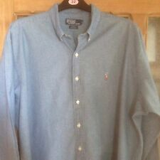 Ralph Lauren Mens Denim Shirt xxxl