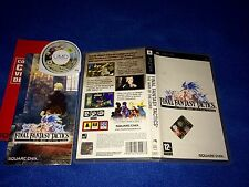 Final Fantasy Tactics The War of the Lions  PSP Playstation Portable vers. ITA