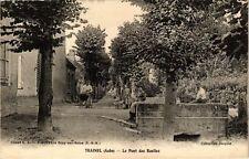 CPA TRAINEL - Le Pont des Ruelles (179083)