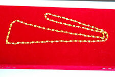 22k   ct gold plated real looking  Asian ethnic partywear  wedding jewellery u7