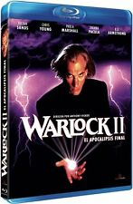WARLOCK 2 THE ARMAGEDDON (1993)  **Blu Ray B** Julian Sands