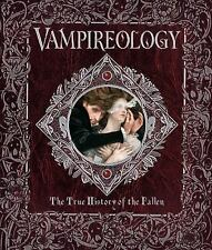 Vampireology: The True History of the Fallen (Ologies), Brookes, Archer, Very Go