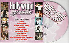 CD CARDSLEEVE COLLECTOR 15T HOLLYWOOD GREATS CARA/SHIRELLES/GAYNOR/ANDY WILLIAMS