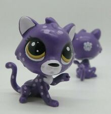 Littlest Pet Shop 2016 Loose Figures  2'' UPESI DUMA Cheetah NA72Q