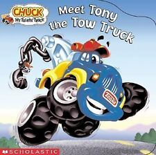 Meet Tony The Tow Truck (Chuck, My Talking Tonka Truck)