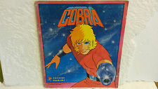 ALBUM PANINI COBRA SPACE ADVENTURE 1979 COMPLET Vignettes TBE Goldorak Pirate