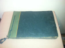 WWII Austria German Occupation Photo Album 307 Photos Railroads Towns Villages
