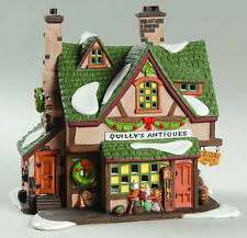 NIB - Quilly's Antiques, Dept 56 Dickens Village, 58348, Retired