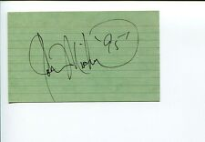 John Michael Montgomery I Swear Country Music Singer Signed Autograph