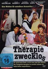 DVD NEU/OVP - Therapie zwecklos - Jeff Goldblum, Julie Hagerty & Glenda Jackson