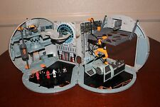 Micro Machines Star Wars Action Fleet Death Star Playset W/ Darth Vader Tie