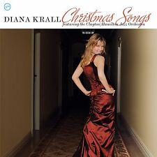 Diana Krall CHRISTMAS SONGS Clayton/Hamilton Jazz Orchestra VERVE New Vinyl LP