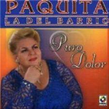 Puro Dolor by Paquita la del Barrio (CD, 2007, Balboa Recording Corporation)