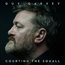 GUY GARVEY COURTING THE SQUALL CD (Released 2015)