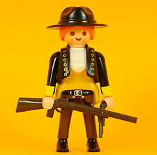 Playmobil Cowboy (3) Indianer Western ACW Civil War Native Americans Outlaw