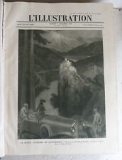 Bound Copy 36 Issues 1922 & 1923  L'Illustration Magazine / French Newspaper