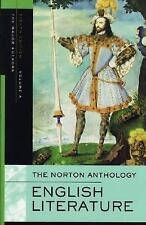 The Norton Anthology of English Literature, Volume A: The Middle Ages through th