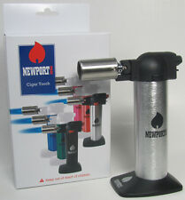 "Newport Zero Butane Gas 6"" Cigar/ Kitchen/ Chef Torch Lighter Multi Use NBT001"