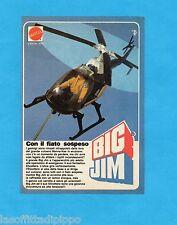 TOP983-PUBBLICITA'/ADVERTISING-1983- MATTEL - BIG JIM ELICOTTERO