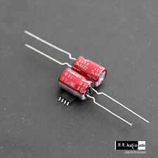 10PCS 22uF 63V ELNA STARGET ROD HiFi audio capacitors Supple voice Japan made