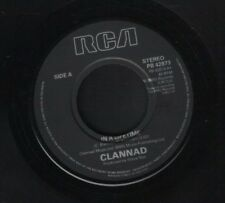 "CLANNAD AND BONO OF U2 in a lifetime 7"" WS EX/ uk noc"