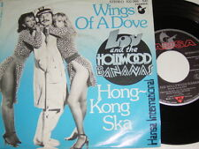"7"" - Lou and the Hollywood Bananas Wings of a dove - 1980 # 5213"