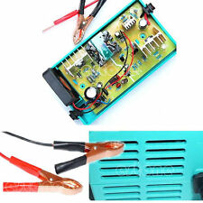 12V Battery Automatic Charger Motorcycle Car Boat Marine Trickle Maintainer
