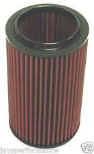 K&N REPLACEMENT AIR FILTER FOR ALFA ROMEO GTV 2.0i V6 TS 1995 - 2005 (E-9228)