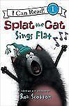 I Can Read Level 1: Sings Flat by Rob Scotton (2011, Hardcover)
