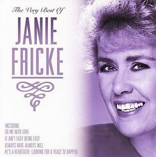 ~COVER ART MISSING~ Janie Fricke CD Very Best of