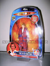 Doctor Who - 5th Fifth Doctor in Regeneration Outfit (Castrovalva, burgundy)