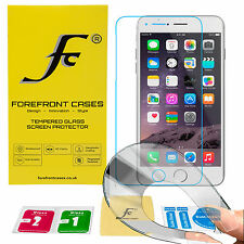 Forefront Cases® HD Tempered Glass Screen Protector Shield Apple iPhone 7 Plus