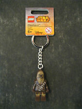 Lego Star Wars Chewbacca Key Ring/ Key Chain Brand New 853451