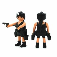 playmobil® Action Figur: Tomb Raider | Grabräuber | Agentin | SEK | Polizei RAR
