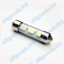 LED Number Plate Bulb FORD FOCUS 98+ & C-MAX 36mm 3xSMD Festoon