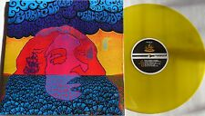 LP THE SONIC DAWN Perception - YELLOW VINYL - NASONI REC. 160 STILL SEALED
