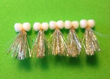 Sparkler Booby Fishing Flies Size 12 - Set Of 5