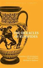 The Focus Classical Library: Heracles by Eurípides (1988, Paperback)