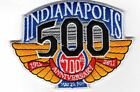 INDY 500 INDIANAPOLIS MOTOR SPEEDWAY 100TH ANNIVERSARY IMS EMBROIDERED PATCH 4
