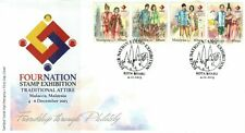 Malaysia 2015 Four Nation Stamp Exhibition ~ FDC