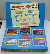 Matchbox - The Circus Comes to Town - OVP  - Set