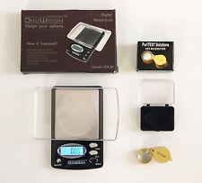 SPECIAL SALE-1000 gr.DIGITAL SCALE- NEW 10X JEWELERS LOOP