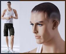 MA-13 Eurotondisplay Hochwertige Schaufensterpuppe Mannequin  männlich